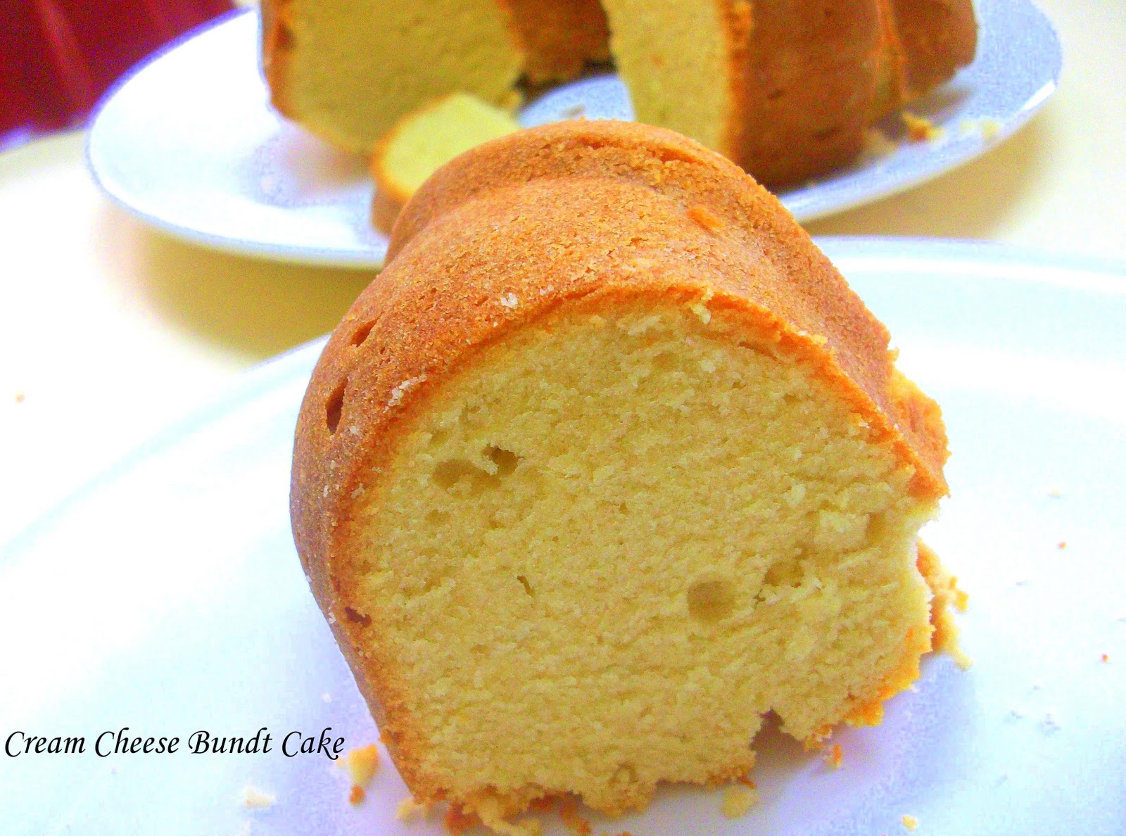 Cream Cheese Bundt Cake Smitten Kitchen