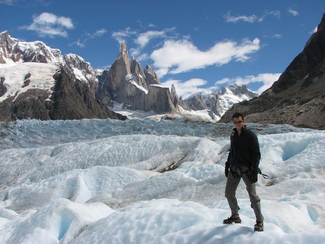 Glaciar Grande - Chaltén