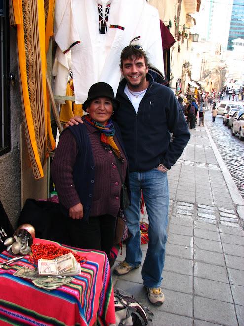 A minha modista boliviana