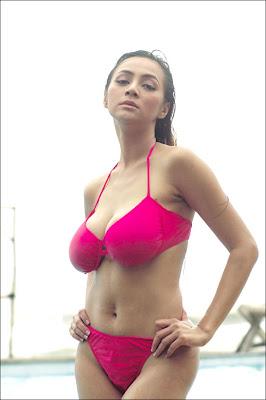 Lindia Sagita Super Sexy Toket bugil