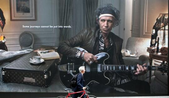 Style Snatcher 2000 Man Keith Richards For Louis Vuitton