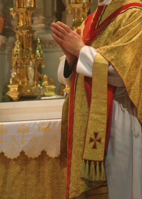 Image result for maniple vestment
