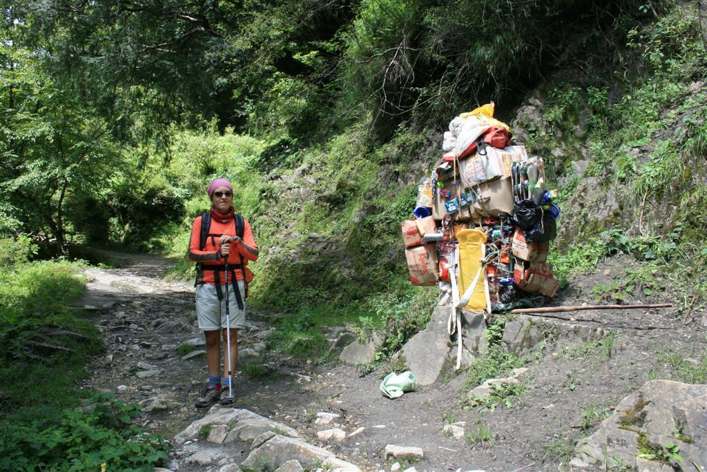 Ushuaia En Nepal 2007 10 De Septiembre