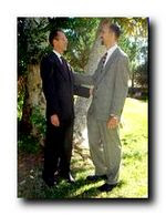 Joshua Norman Einhorn e Stanley Earl Harris