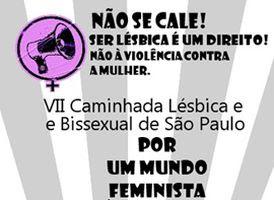 7ª Caminhada Lésbica