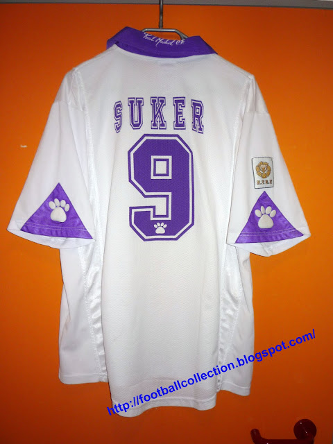 8879ce8f6 Some might say that Suker s Croatia shirt from World Cup 1998 where he won  the golden boot is more precious than this. I totally disagree with that  because ...