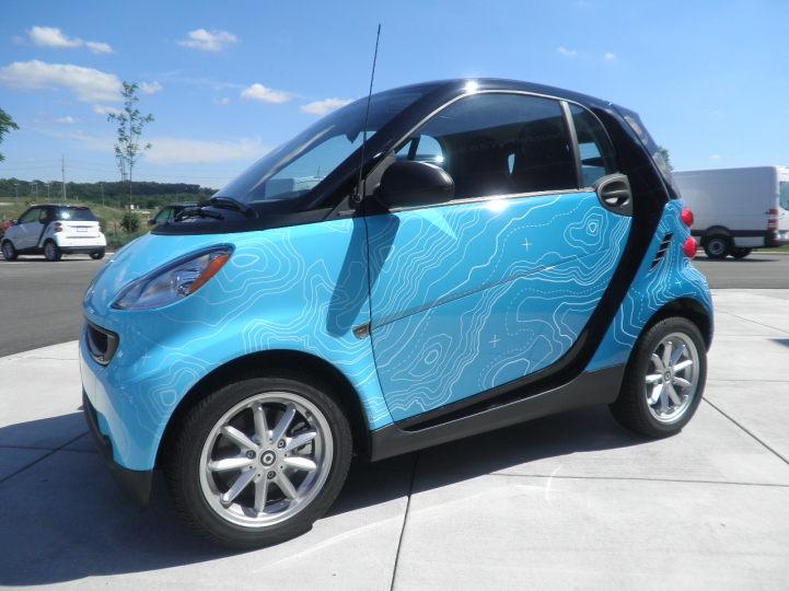 Little Smart Car
