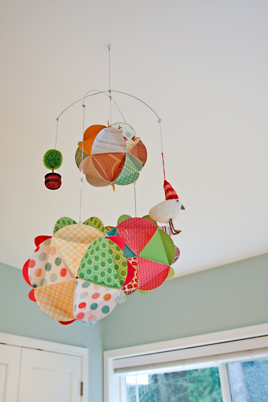 Bastelideen Babyzimmer Emily Burnette 39s Recipe For Cute Baby Mobile
