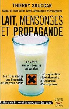 dangers du lait de vache... Cancérigène, mucosités TAN, Kistes graisseux