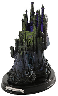 Duckman S Blog Maleficent S Castle Includes A Wdcc First