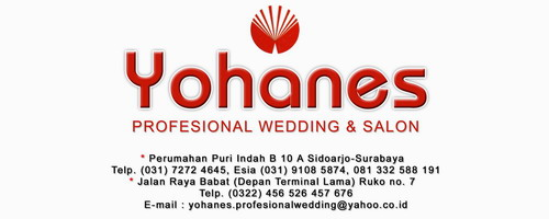 Yohanes Profesional Wedding and Salon