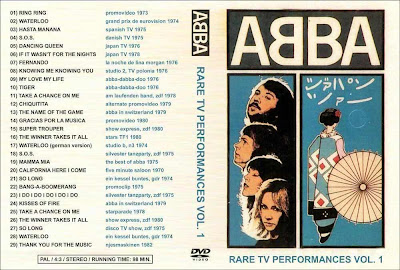 ABBA MUSIC AND VIDEO FILES