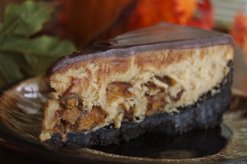 [reese's+peanut+butter+cheesecake]