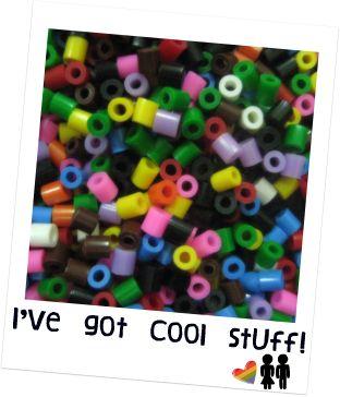 I've got cool stuff! *winks*