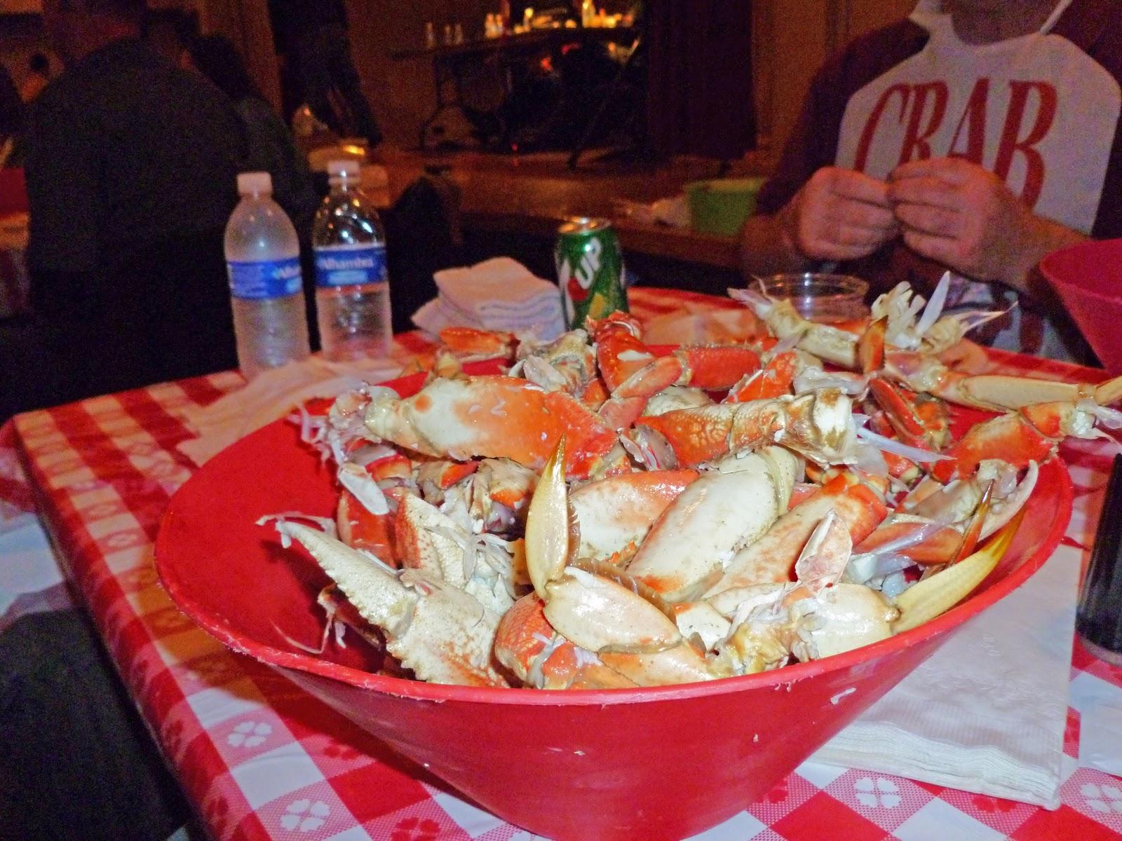 Mad Meat Genius Crab Feed 101