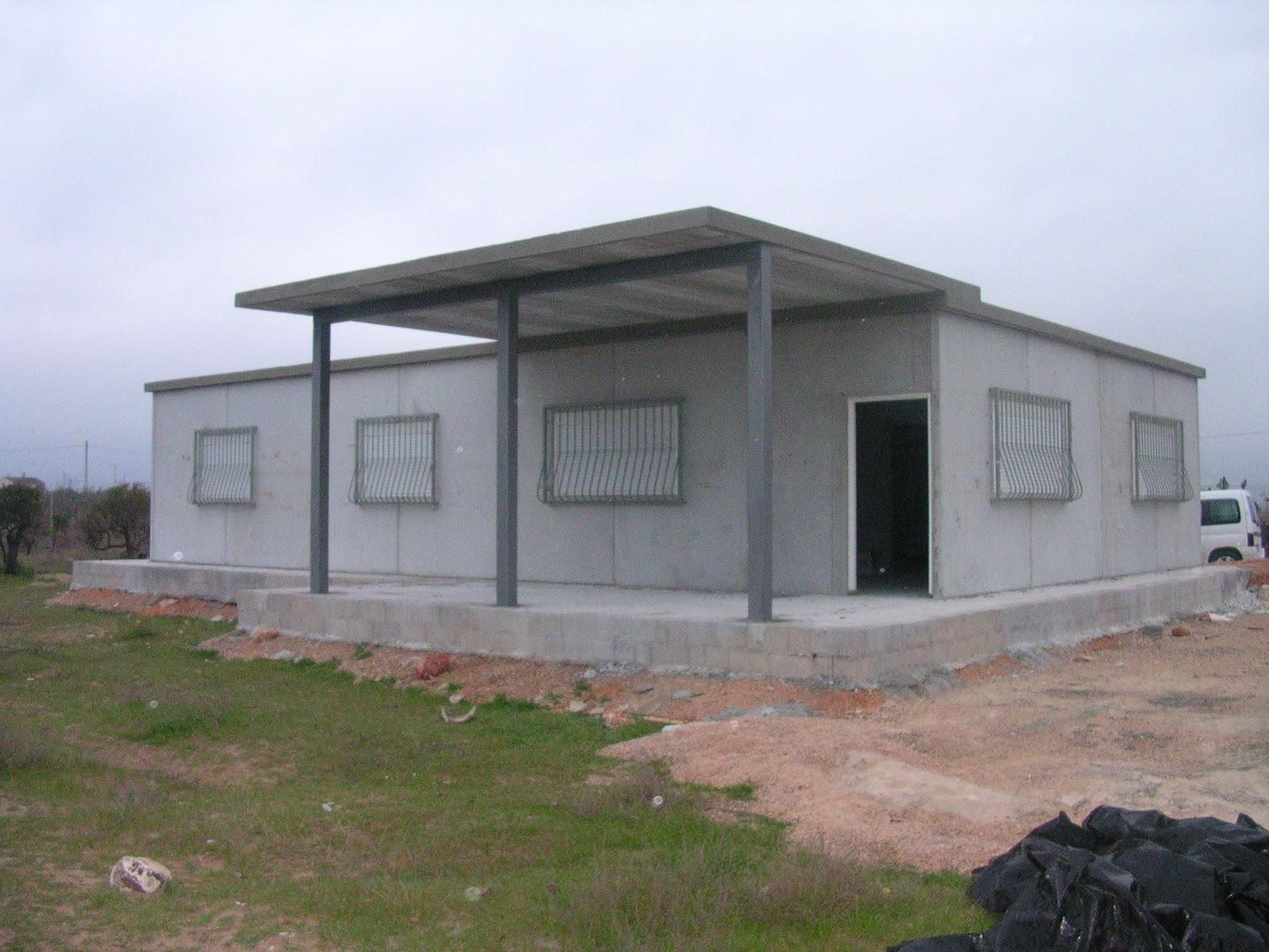 Casetas prefabricadas de hormigon riego casetas - Ofertas de casas prefabricadas de hormigon ...