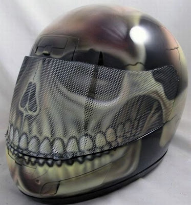 Collection of Cool Motorcycle Helmets | Cool Things Collection