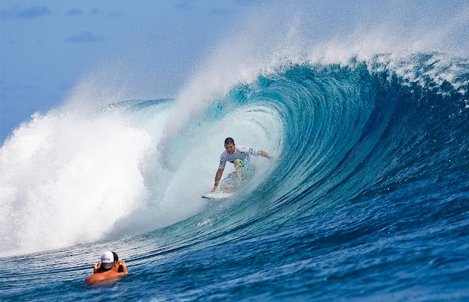 Cool Surfing Pictures - Blessing of the Waves event