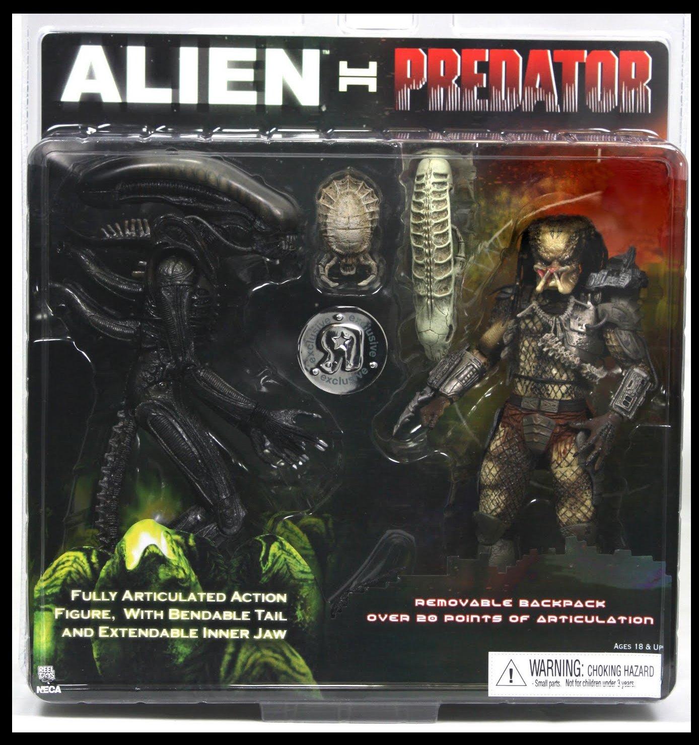 Alien Vs Preditor Toys 13
