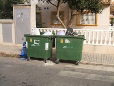 Orihuela Costa - refuse problems