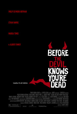 Before The Devil Knows Your Dead. ...