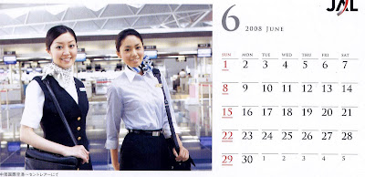 jal calendar 2008 june