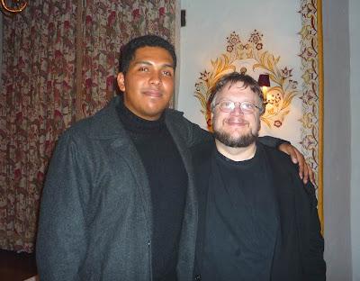 Guillermo del toro y Jiff