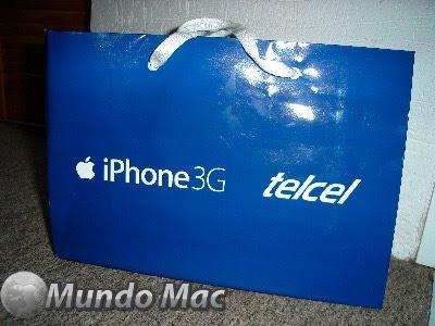 iphone+3g+méxico+lines