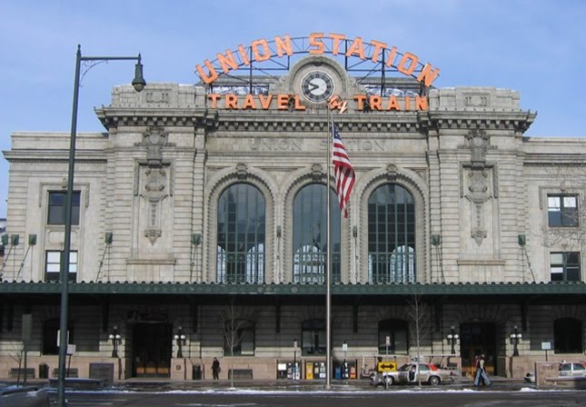 Curiosity and Conversation with Carri: Union Station Denver