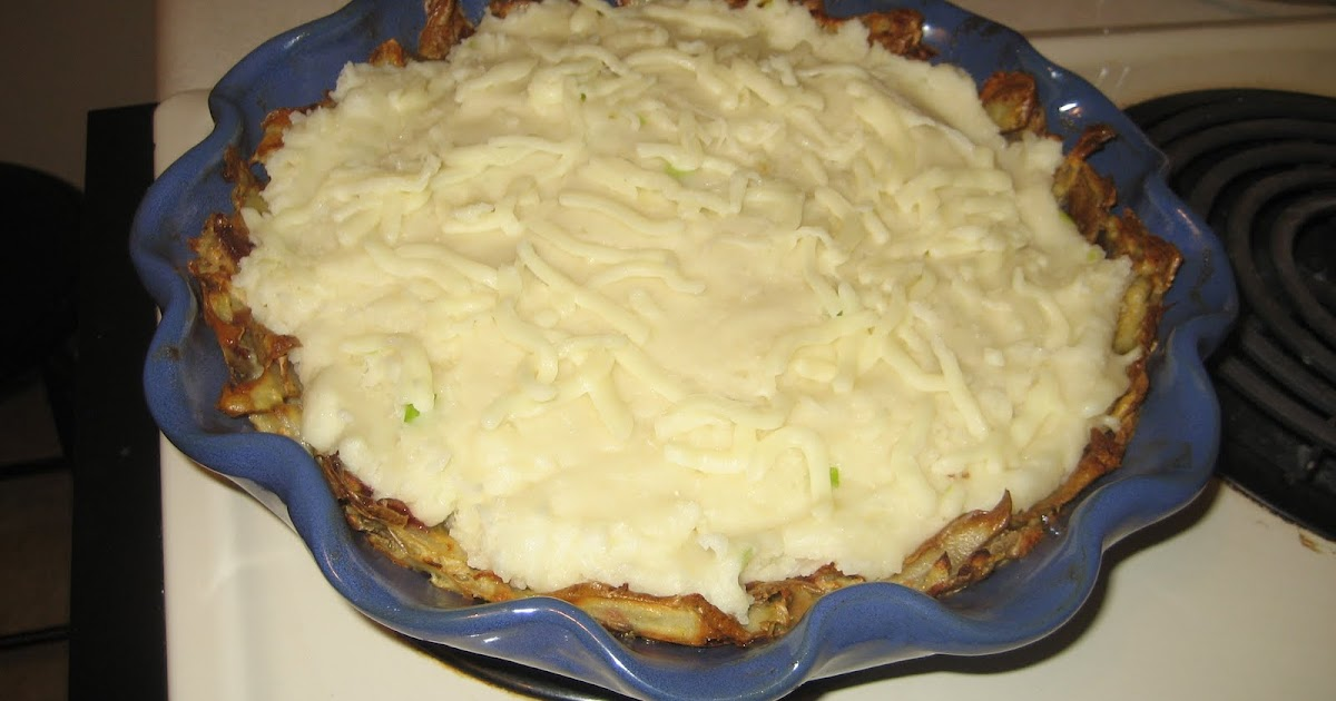 Tasty Sensations: Grandma's Potato Peel Pie