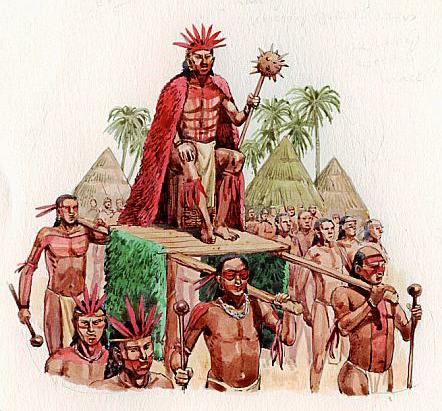 NYCity195: Taino Indians