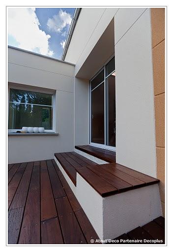 d coplus parquet pose de lame de terrasse en ip visser. Black Bedroom Furniture Sets. Home Design Ideas