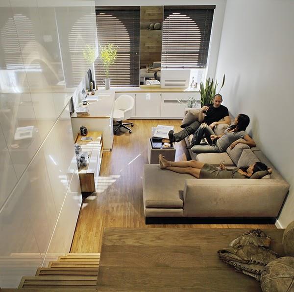 Apartment Solutions: Home Interior Design: 5 Best Of Design Small Apartment