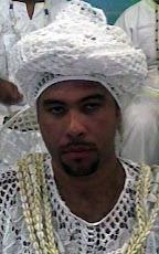 BABALORIXÁ PAULO DE XANGO