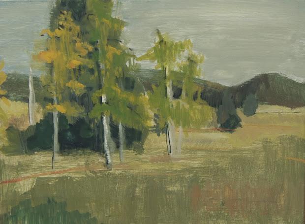 Darci Bertelsen Casein Paintings