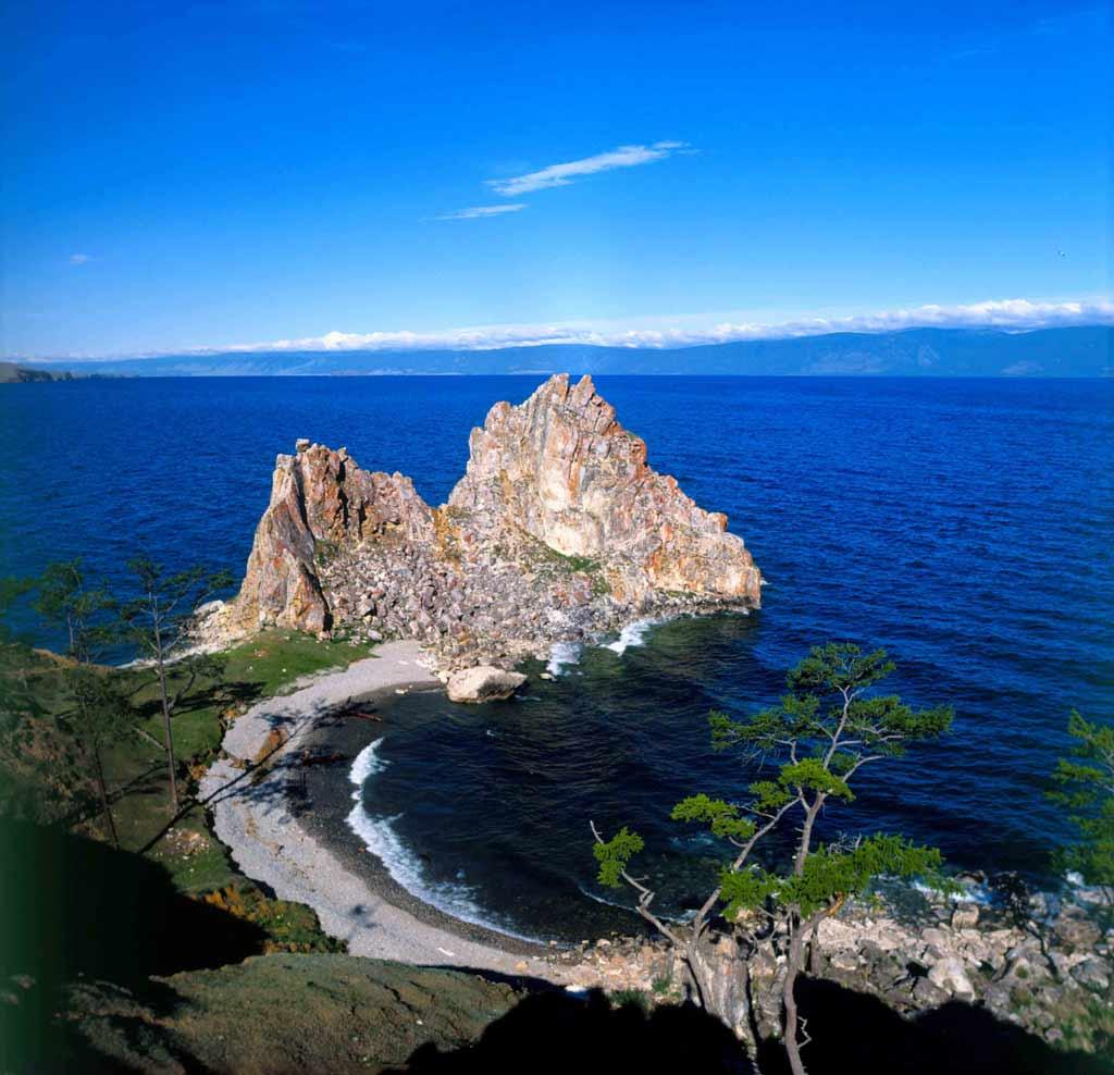 Imagine The World Beautiful Baikal Lake Summer