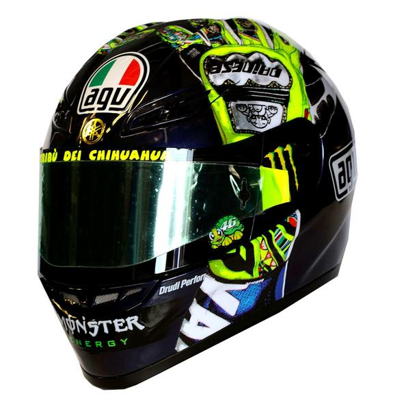Suzuki Raider J Pro Spec And Price: Motorcycles And Accessories : Agv Helmets Valentino Rossi