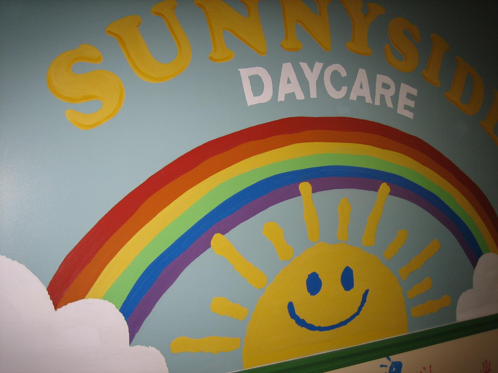 Disney Photo A Day Sunnyside Daycare