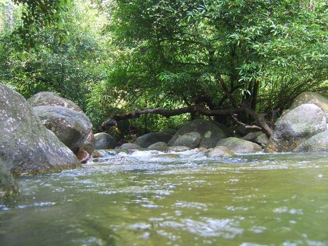 Saranur74 Mandi Sungai Burmese Pool