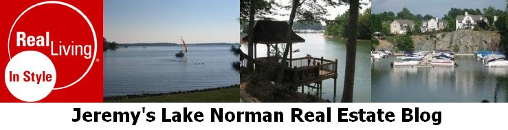 Jeremy's Lake Norman Real Estate Blog