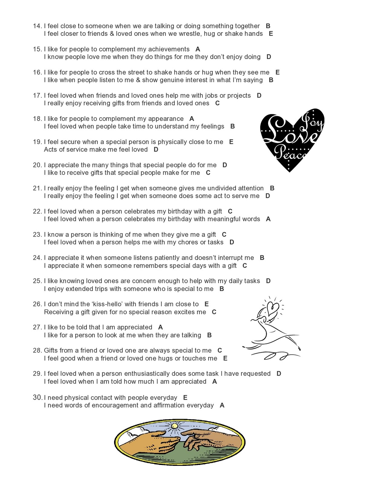 Know Your Scientist Worksheet
