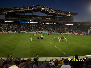 Dick's Sporting Goods Park Photos