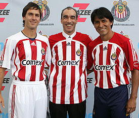 Chivas+Shirt Chivas USA Add Shirt Sponsor