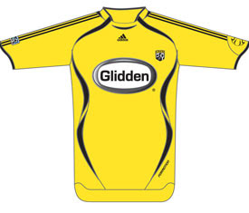 glidden+jersey Columbus Announce Partnership with Glidden