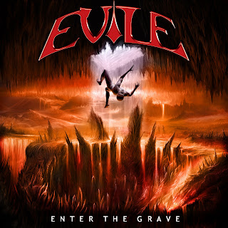 Evile - Enter The Grave CD Review