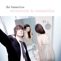 The Brunettes - Structure & Cosmetics CD Review