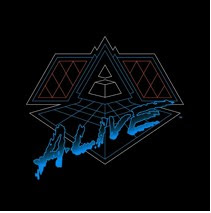Daft Punk - Alive 2007 CD Review