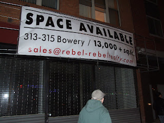 CBGB Gallery - January 2008