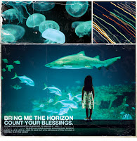 Bring Me The Horizon - Count You Blessings CD Review (Earache)