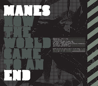 Manes - How the World Came to An End CD Review